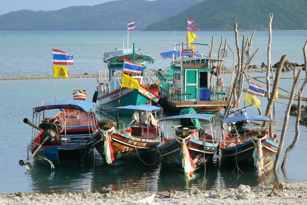 Chránené heslom: Thajsko 2010