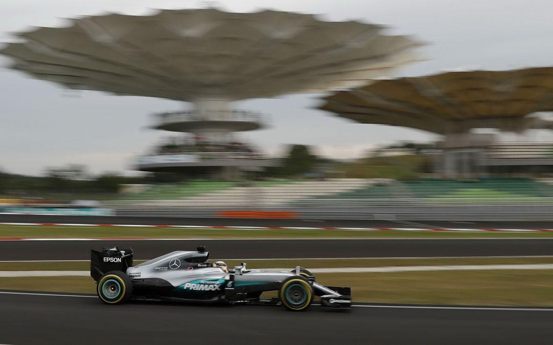 F1: Malajzia 2016