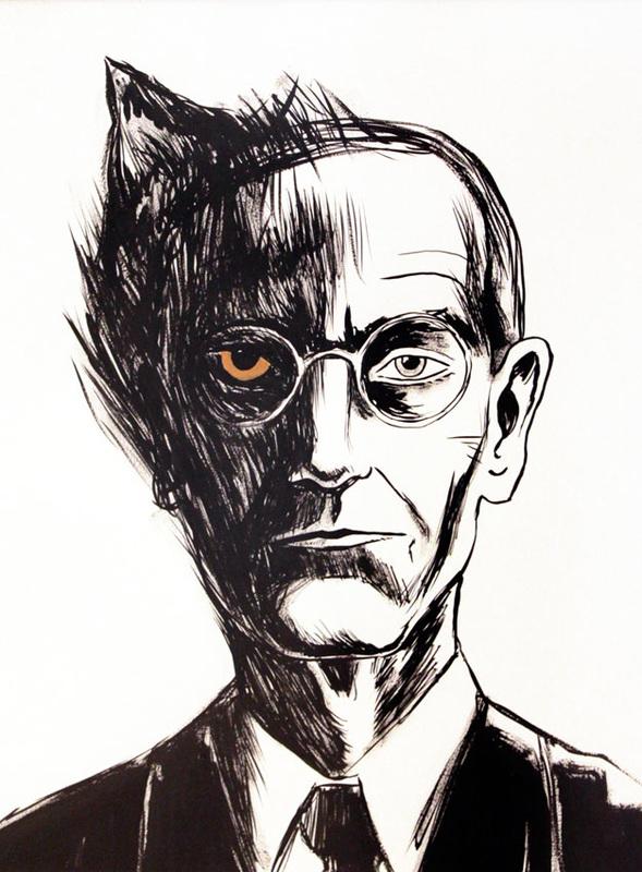 Hermann Hesse: Stepný vlk