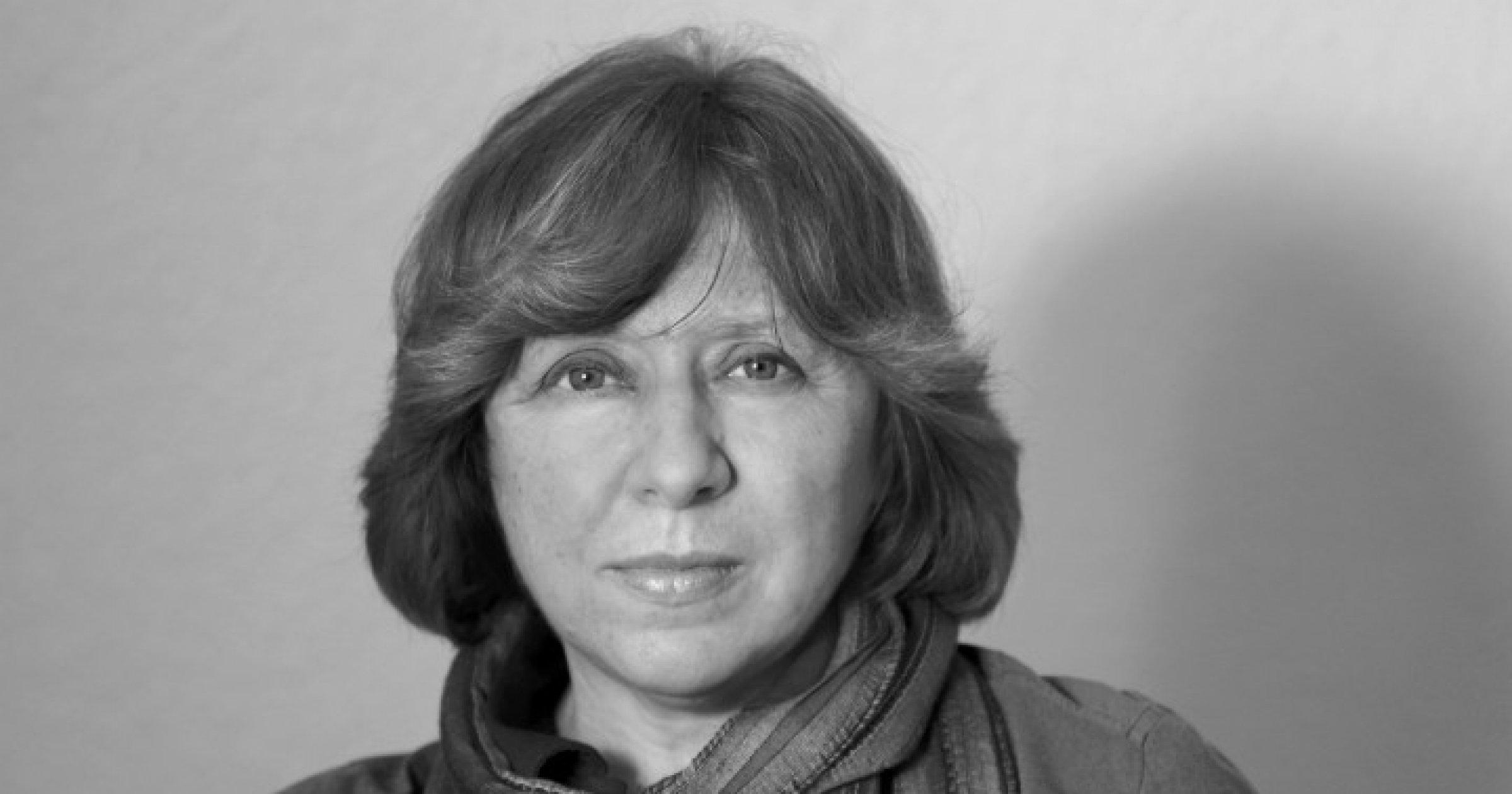 Svetlana Alexijevič: Černobyľská modlitba