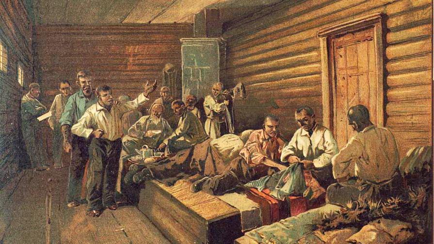 Fiodor Michajlovič Dostojevskij: Zápisky z mŕtveho domu